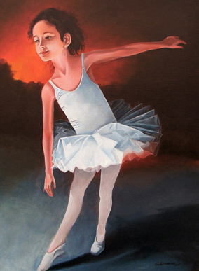 The little dancer / La petite danseuse
